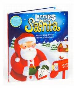Write a letter to santa usps